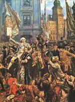 '3rd of May Constitution' by Jan Matejko