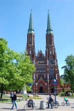 cathedral church of Praga district
